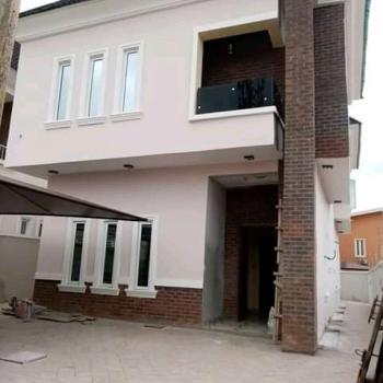 New Luxury 4 Bedroom Detached Duplex with Bq, Omole Phase 2 Estate, Omole Phase 2, Ikeja, Lagos, Detached Duplex for Sale
