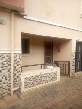 Lovely 3 Bedroom Flat All Rooms Ensuit with Pop Finishing, Mobil Okeira, Ogba, Ikeja, Lagos, Flat for Rent
