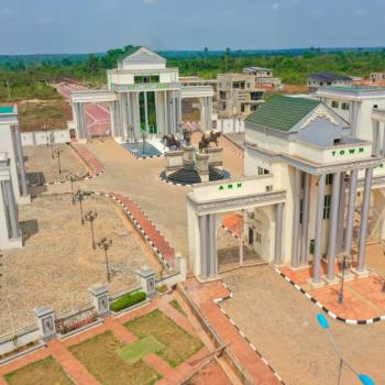 Town Park and Gardens, Emuren Imota, Behind Caleb University, Erunwen, Ikorodu, Lagos, Mixed-use Land for Sale
