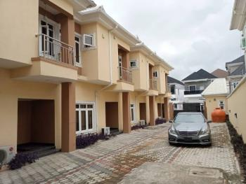Well Maintained 3 Bedrooms Terraced Duplex, Osapa, Lekki, Lagos, Terraced Duplex for Rent
