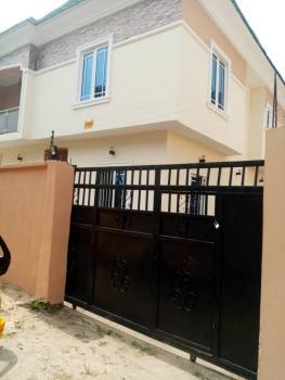 4 Bedroom Duplex with Bq, Thomas Estate By Ajah Bridge, Ajiwe, Ajah, Lagos, Semi-detached Duplex for Sale