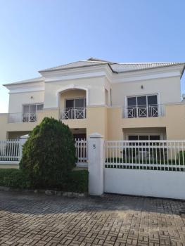 5 Bedroom Detached House, All Rooms En-suite with 2 Large Sitting Room, Glover Road, Old Ikoyi, Ikoyi, Lagos, Detached Duplex for Sale