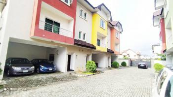 Lovely 3 Bedroom Terraced Duplex, Ikate Elegushi, Lekki, Lagos, Terraced Duplex for Rent