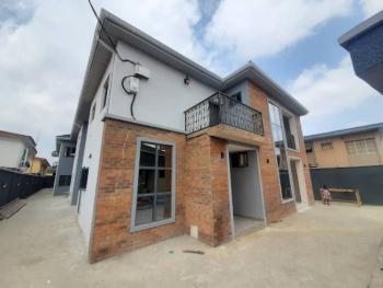 Newly Built 5 Nos 3 Bedrooms Flat with 1 Room Bq Each, Ogunlowo Estate, Adeniyi Jones, Ikeja, Lagos, Flat for Rent