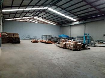 2 Bay Warehouse Measuring 630sqm and 510sqm, Acme Road, Ogba, Ikeja, Lagos, Warehouse for Rent
