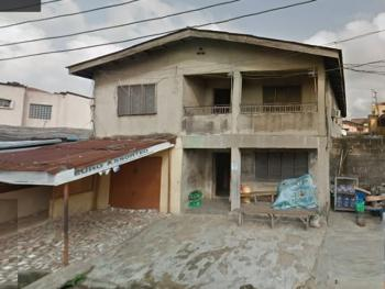 Land Measuring 594.595sqm with Structure, Allen, Ikeja, Lagos, Residential Land for Sale