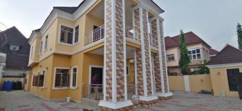 Newly Built Well Finished 4 Bedrroms Detached Duplex with 2 Bq, Karfe, Kafe, Abuja, Detached Duplex for Sale