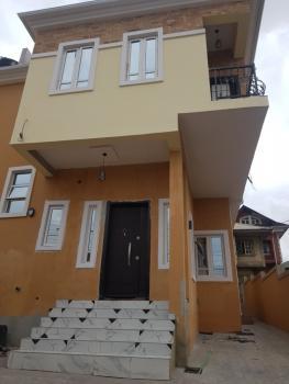 Brand New 4 Bedroom Detached Duplex with a Bq, Shangisha Phase 2, Gra, Magodo, Lagos, Detached Duplex for Sale