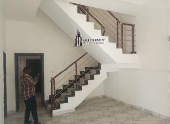 Exotically Finished 4 Bedroom Semi Detached Duplex with Bq, Creek Avenue Court Phase 1, Ikota Road 1, Opposite Ikota Villa Estate, Ikota, Lekki, Lagos, Flat for Sale