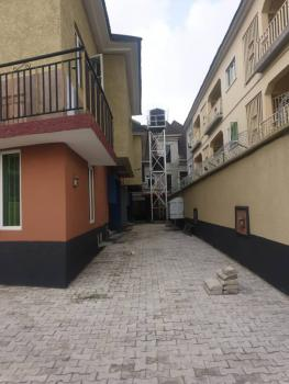 Superb and Luvly Newly Built 2 Bedroom Duplex All Rooms Ensuite, Mutual Alpha Court By Olaleye New Town Estate, Ebute Metta West, Yaba, Lagos, Terraced Duplex for Rent