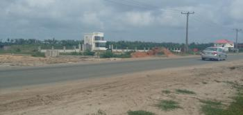 Strategically Located Estate Land Facing Major Expressway, Eleko Beach Road, Eleko, Ibeju Lekki, Lagos, Residential Land for Sale