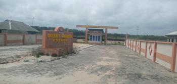 Beach Front Estate Land with Excision, Facing Coastal Road, Eleko, Ibeju Lekki, Lagos, Residential Land for Sale