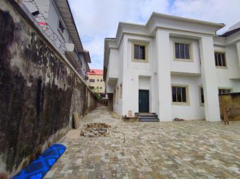 Brand New and Spaciously Built 5 Bedrooms Duplex + 2 Bedrooms Bq, Lekki Phase 1, Lekki, Lagos, Detached Duplex for Rent