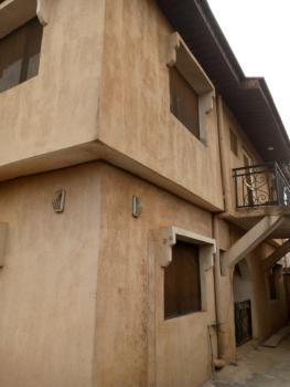 Standard 3 Bedrooms Flat, Asuje Area, Agbado, Ifo, Ogun, Flat for Rent