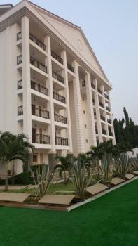Lovely and Well Maintained 3 Bedroom Serviced Apartment with a Bq, Wuse 2, Abuja, Flat for Rent
