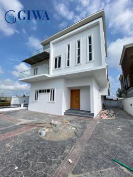 Newly Built 5 Bedroom Detached Duplex with Bq, Osapa, Lekki, Lagos, Detached Duplex for Sale