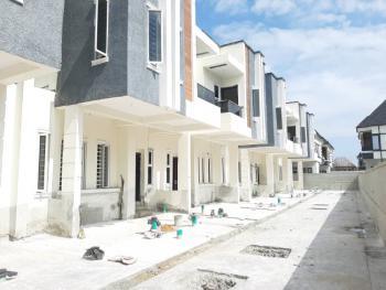Fully Serviced 4 Bedroom Terrace Duplex, Off Orchid Hotel Road, By Chevron Toll Gate, Lafiaji, Lekki, Lagos, Terraced Duplex for Sale