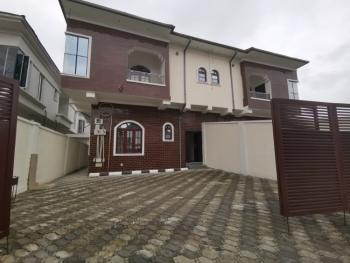 Luxuriously Finished 4 Bedroom Semi Detached Duplex with Bq, Inside a Gated and Secured Estate, Ikota, Lekki, Lagos, Semi-detached Duplex for Sale