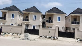 Superbly Finished 4 Bedroom Detached House., By Palmwill Estate., Ado, Ajah, Lagos, Detached Duplex for Rent