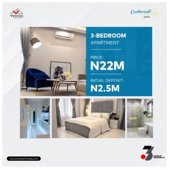 Luxury 3 Bedroom Flat in a Serene Environment, Camberwall Court Abijo Gra, Abijo, Lekki, Lagos, Flat for Sale