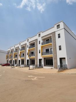 Luxury 4 Bedroom Terrace Duplex in a Fully Serviced Estate, Nnpc Estate Area, Wuye, Abuja, Terraced Duplex for Sale