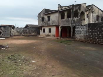 One and Half Plot of Land with 2 Nos of 3 Bedroom Facing The Express, Araromi Bus-stop, Akesan, Lasu - Isheri Expressway, Igando, Ikotun, Lagos, Block of Flats for Sale