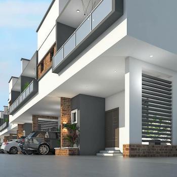 3 Bedrooms Semi Detached Duplex + Bq, Ajah, Lagos, Terraced Duplex for Sale