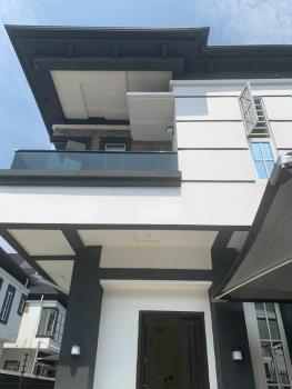 World Brand 4 Bedrooms Fully Detached, Osapa, Lekki, Lagos, Detached Duplex for Rent