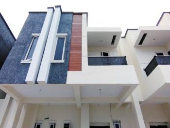 Newly Built 4 Bedrooms Terraced Duplex, Alhaji Yikini Bakare Street Off Orchid Hotel Road, Chevron Tollgate, Ikota, Lekki, Lagos, Terraced Duplex for Sale