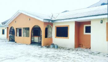 Spacious 3 Bedrooms Flat, Just 2 Tenants in The Compound, Peace Villa, Akwaka First Gate, By Omachi, Rumuodomaya, Port Harcourt, Rivers, Flat for Rent