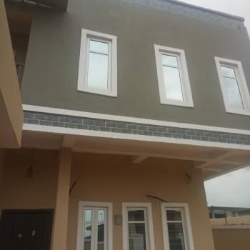 Brand New 4 Bedroom Semi Detached Duplex, Ikeja, Lagos, Semi-detached Duplex for Rent