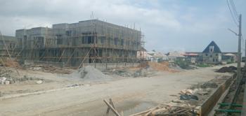 3 Bedrooms Semi-detached Duplex with Bq, Bogije, Lekki Phase 2, Lekki, Lagos, Semi-detached Duplex for Sale
