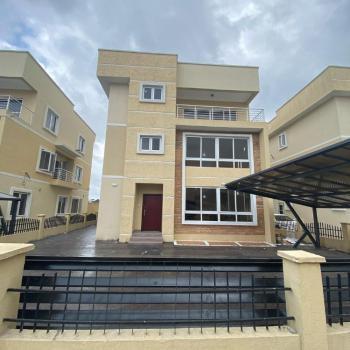 Luxury 6 Bedroom Fully Detached Duplex with Bq, Western Foreshore Estate, Jakande, Lekki, Lagos, Detached Duplex for Sale