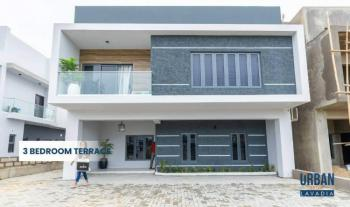 Luxury 3 Bedroom Terraced Duplex and Bq with Excellent Features, Lekki Phase 2, Lekki, Lagos, Terraced Duplex for Sale