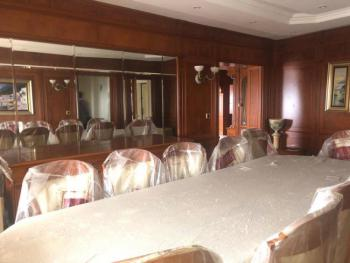 Topnotch 4 Bedrooms Serviced & Furnished Penthouse, Bq, Pool, Elevator, Gym, Wuse 2, Abuja, Flat for Rent