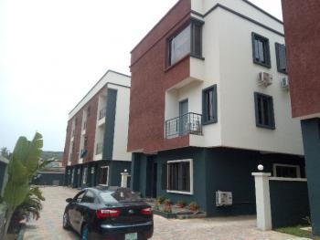 Brand New and Luxuriously Built (5)bedroom Terrace Duplex with Bq, Ikeja Gra, Ikeja, Lagos, Terraced Duplex for Rent