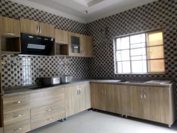 Newly Built Semi Detached 4 Bedroom Duplex with a Bq., Thera Annex Estate., Sangotedo, Ajah, Lagos, Semi-detached Duplex for Sale
