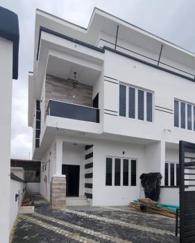 4 Bedroom Semi Detached House with a Room Boys Quarters., Ajah, Lagos, Semi-detached Duplex for Sale