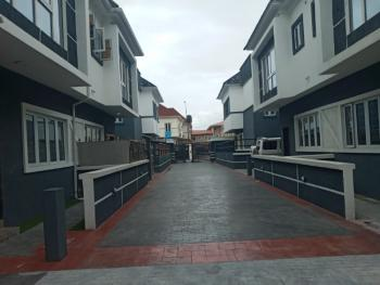 4 Bedroom Semi Detached Duplex with B/q, Agungi, Lekki, Lagos, Semi-detached Duplex for Sale