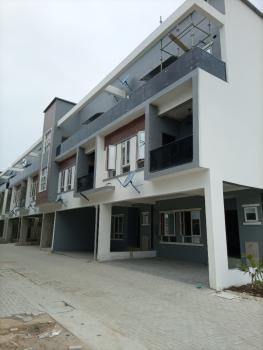 Luxury 3 Bedroom Terrace Duplex with Bq., 3rd Roundabout, Nike Gallery Road., Ikate Elegushi, Lekki, Lagos, Terraced Duplex for Sale