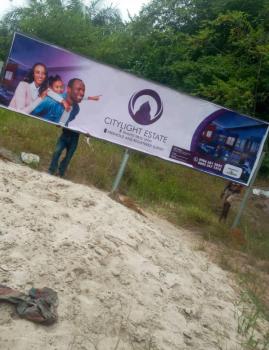 Affordable Promo Land Deal in Serene Location, Citylight Estate Owode., Idasho, Ibeju Lekki, Lagos, Mixed-use Land for Sale