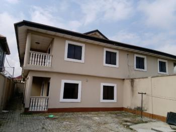 4 Bedroom Semi-detached Duplex with Pent House and a Room Bq, Ologolo, Lekki, Lagos, Semi-detached Duplex for Rent