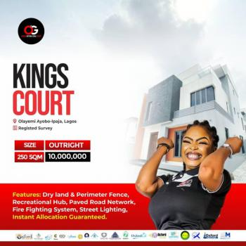 Good Land, Boys Town, Ipaja, Lagos, Residential Land for Sale