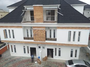 American Standard Superb 4 Bedrooms Semi Detached Duplex with Bq, Oral Estate By 2nd Tollgate, Lekki, Lagos, Semi-detached Duplex for Rent