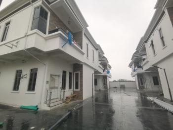 4 Bedrooms Semi Detached Duplex with Bq, 24/7 Serviced in Oral Estate, Lekki Expressway, Lekki, Lagos, Semi-detached Duplex for Sale