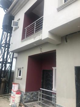 2 Bedroom Flat, Behind Lagos Biz School., Sangotedo, Ajah, Lagos, Semi-detached Duplex for Rent