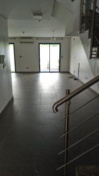 Clean 3 Bedrooms Terraced Duplex, Off 2nd Avenue, Banana Island, Ikoyi, Lagos, Terraced Duplex for Rent