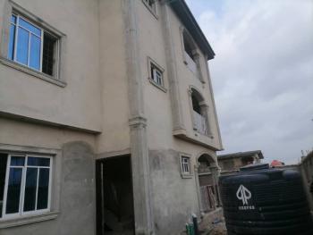 Brand New Mini Flat, Two Toilets with Pop, Ojokoro, Ijaiye, Lagos, Mini Flat for Rent