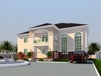 Luxury 5 Bedrooms Duplex in a Serene Location, Opposite Vaatia College, Off International Market Road, Makurdi, Benue, Detached Duplex for Sale