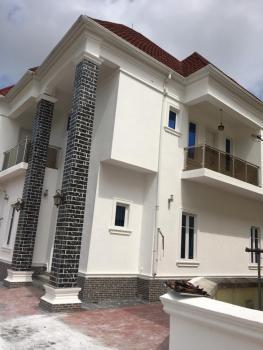 Executive Fullly Detached 4 Bedroom Duplex with Excellent Facilities, Crown Estate., Sangotedo, Ajah, Lagos, Detached Duplex for Sale